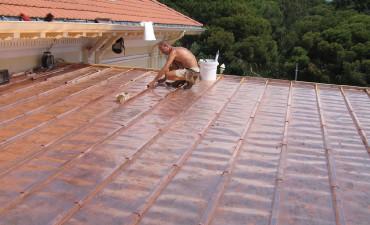 Couverture toiture Cuivre_1
